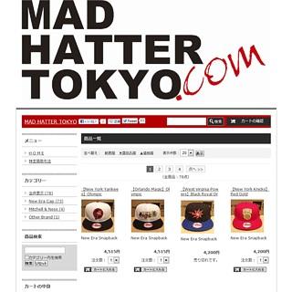 MAD HATTER TOKYO