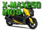 X-MAX250 2018-