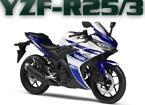 YZF-R25/R3 Parts