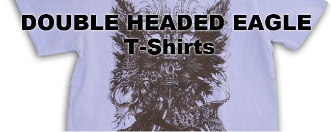 DOUBLE HEADED EAGLE T-Shirts