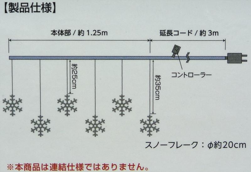 本体部は約1.25mの幅です。