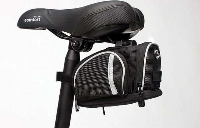 高品質 多機能 しっかり入る サドルバッグ テールバッグ バイクバッグ 修理工具小物入れ MTB マウンテンバイククロスバイク ロードバイク 後部座席パッケージキット 在庫品Part Number: YA062 管理コード:d-**
