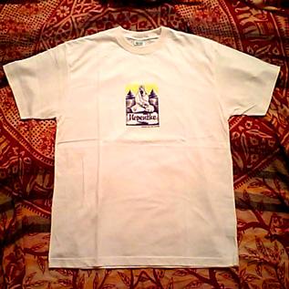 NEPENTHE オーガニックコットンTシャツ