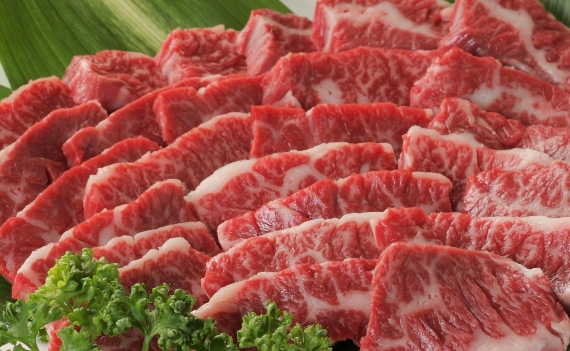 秘伝のみそダレと濃厚な黒毛和牛との絶妙な味わい