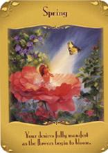 Spring☆春のカード