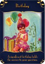 Birthday☆誕生日のカード