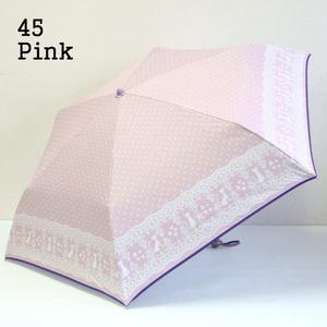 ルナ・ ジュメイルの猫&ドットの新作日傘です! コンパクトな折り畳みですのでかばんの中にすっぽり入ります。 シルバーコーティングで紫外線を99%カット! 雨もしっかり防ぐことができます。 サイズ・容量:親骨の長さ:50cm 規格:ポリエステル100%  在庫が無くても入荷可能な場合があります。 メールでお問合せください。