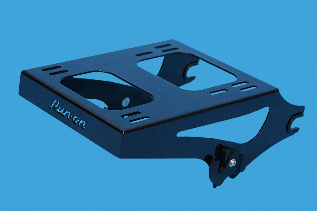 ツアーパックラック [ツーリングモデル'14~] ブラック仕様