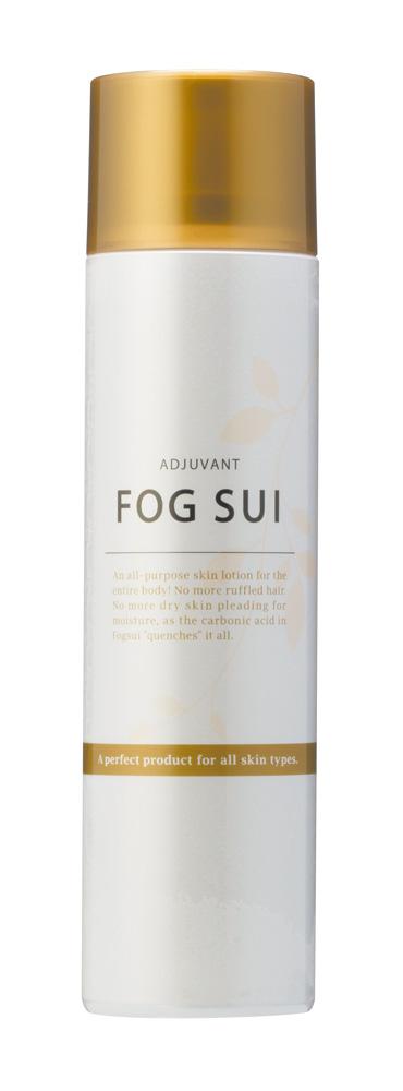 メイクの上から軽く霧を吹くような使用方法もありかも?