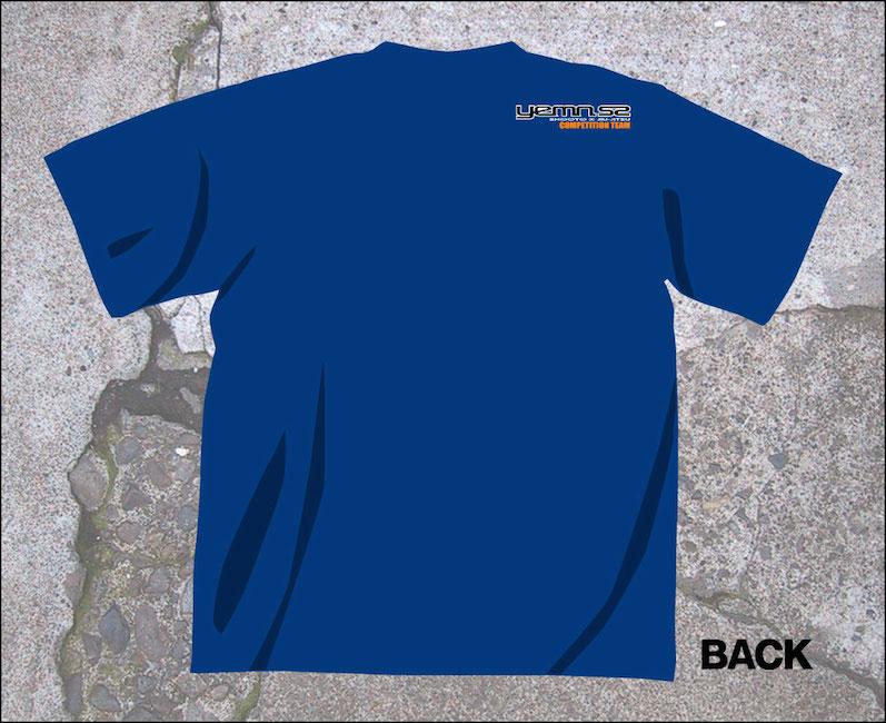 T-shirts / BACK