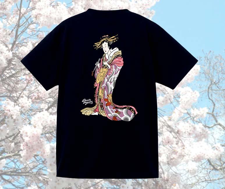 T-shirt / BACK