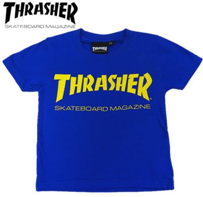 <p>※ゆうメール便発送可能です☆<br>ポスト投函・紛失破損保証無し</p><p>●濃紺です</p><p>[THRASHER] <br>THRASHER MAGAZINEは、1981年にサンフランシスコで誕生したパンクロック、ヒップホップやストリートアートシーンなどの様々なユースカルチャーをいち早くクローズアップし、それらをスケートシーンとクロスオーバーさせ、ストリート発のもっともラディカルなカルチャーとして発信した最初のメディアである。 <br><br>[QUALITY]100% COTTON </p><p><br></p><p><br></p>