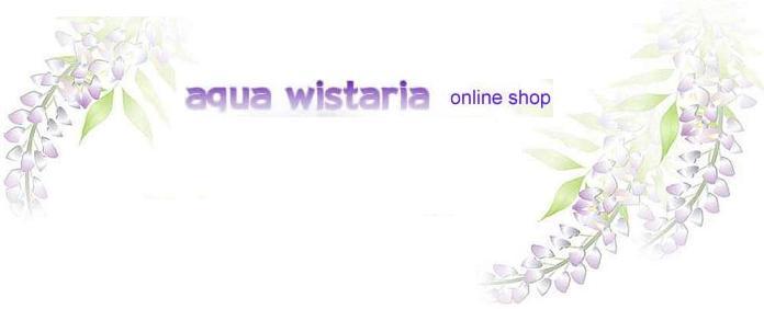 aqua wistaria online shop