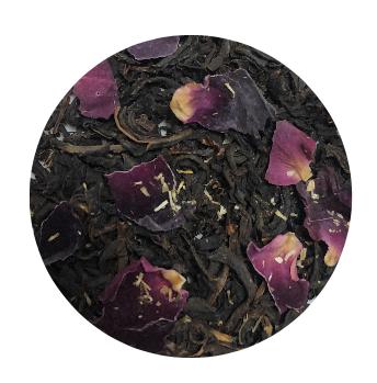 ほのかなハーブが香るやさしい和紅茶