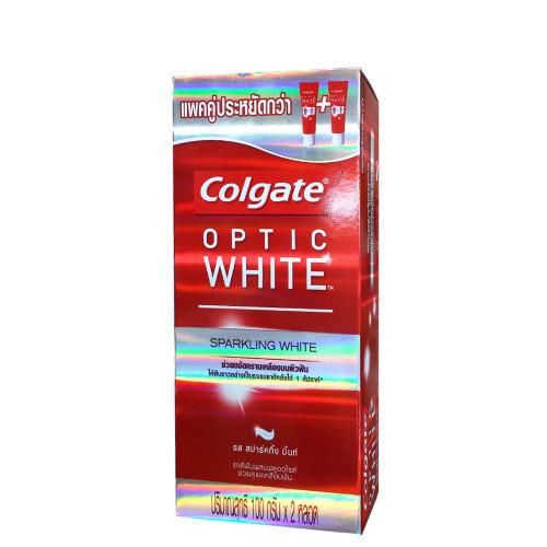 コルゲート オプティック ホワイト 100g