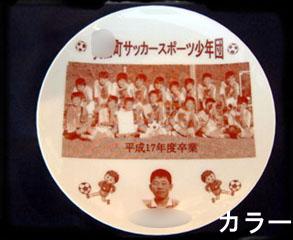 丸皿(小) カラー ◎見本はセピア