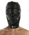 自縛・自虐・セルフボンデージ、BDSM・緊縛・拘束ブラックマスク