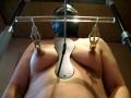 自縛・自虐・セルフボンデージ、BDSM・緊縛・拘束乳首はさみ
