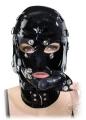 ヘッドフードで自縛・自虐・セルフボンデージ、BDSM・緊縛・拘束