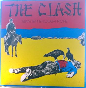 The Clash/2nd Album/日本盤orig帯なし/Epic-Sony/1978<div>クラッシュの2作目</div>