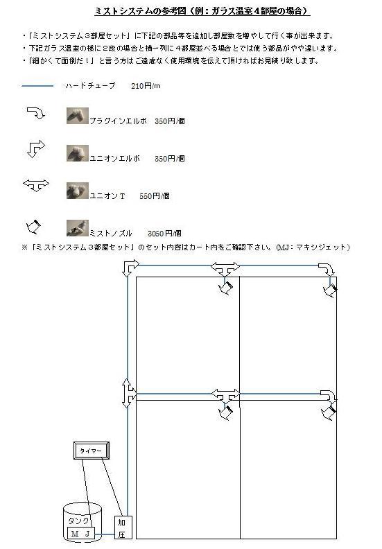 設置と見積りの参考図