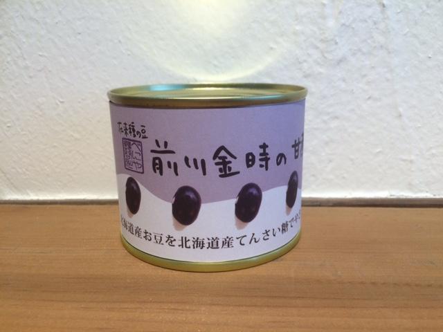 北海道産の前川金時を北海道産てんさい糖でやさしく煮込みました。<div>保存料・化学調味料不使用。</div>