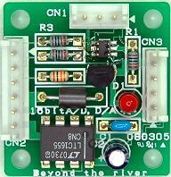 16bit A/D、D/Aユニット