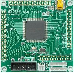 RX6_30_144 CPUボード 正面