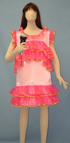 【女装用・キャンディーズ風】ピンク ★M150-02