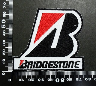 ブリヂストン BRIDGESTONE ワッペン パッチ  06004