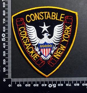 警察 ポリス POLICE ワッペン パッチ  05981