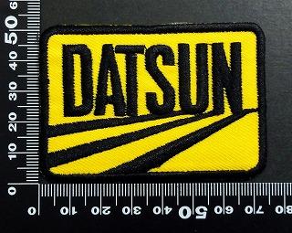 ダットサン 日産 datsun ワッペン パッチ  05982