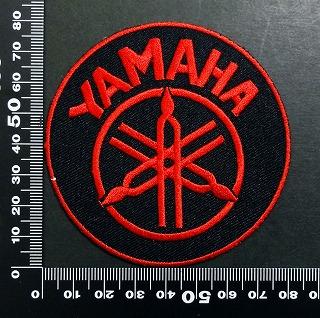 ヤマハ YAMAHA ワッペン パッチ 05992