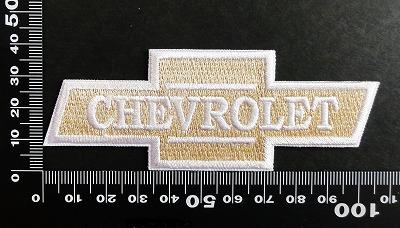 (商品名・品番)<br />シボレー(CHEVROLET) ワッペン パッチ 06619