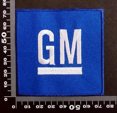 ゼネラルモーターズ GM ワッペン パッチ 06611