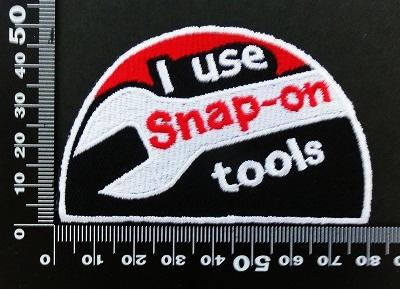 スナップオン snap-on ワッペン パッチ 06417