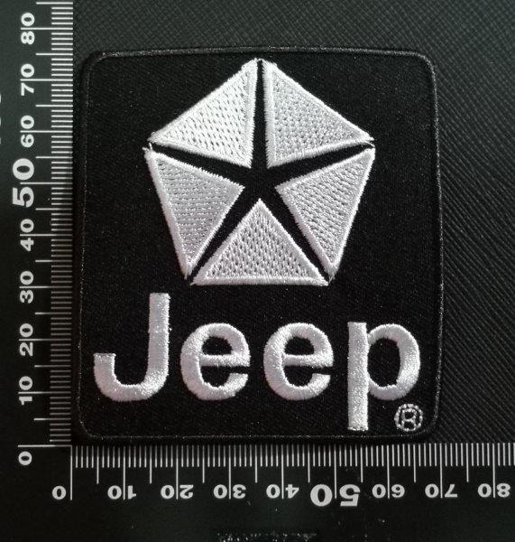 ジープ jeep ワッペン パッチ  143453