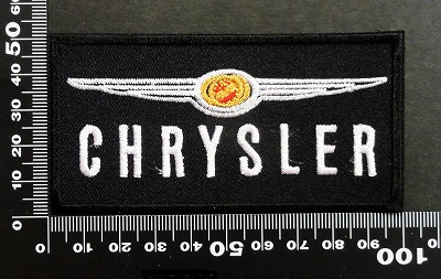 クライスラー Chrysler ワッペン パッチ 06578
