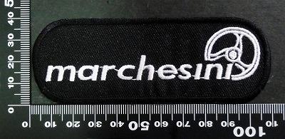 マルケジーニ marchesini ワッペン パッチ  07068