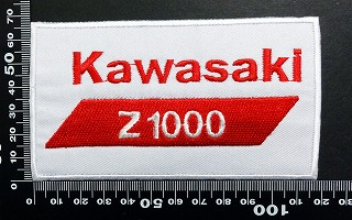 KAWASAKI カワサキz1000 ワッペン パッチ  05958
