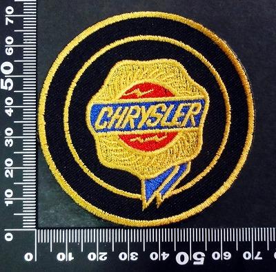 クライスラー Chrysler ワッペン パッチ  07070