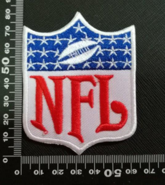 NFL アメリカンフットボール チーム ワッペン