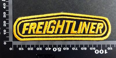 フレイトライナートラック Freightliner Trucks ワッペン パッチ 06637