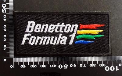 ベネトン  Benetton ワッペン パッチ  06604