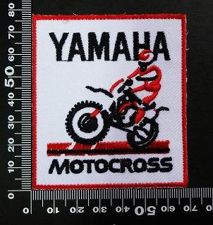 ヤマハ YAMAHA ワッペン パッチ 02016