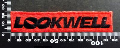ルックウェル Lookwell ワッペン パッチ 06579