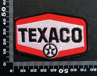 Texaco gasoline ガソリン  ワッペン  06559