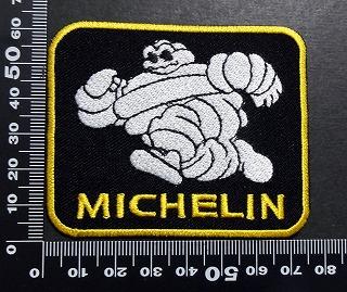 ミシュラン Michelin ワッペン パッチ  06003
