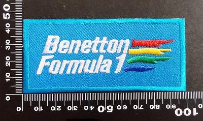 ベネトン  Benetton ワッペン パッチ  06595