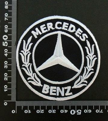メルセデス・ベンツ Mercedes-Benz ワッペン パッチ   06458